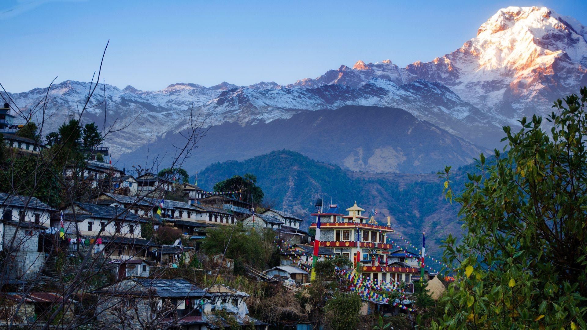 Nepal Fascinante