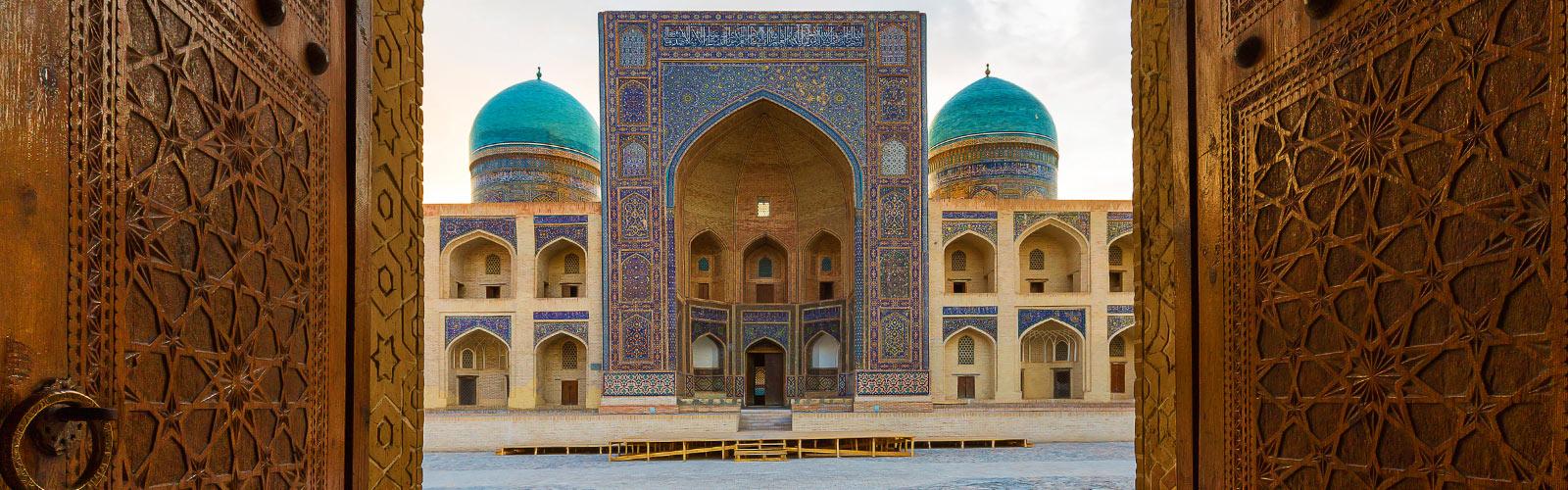 Uzbekistán, Samarcanda y el Valle de Fergana
