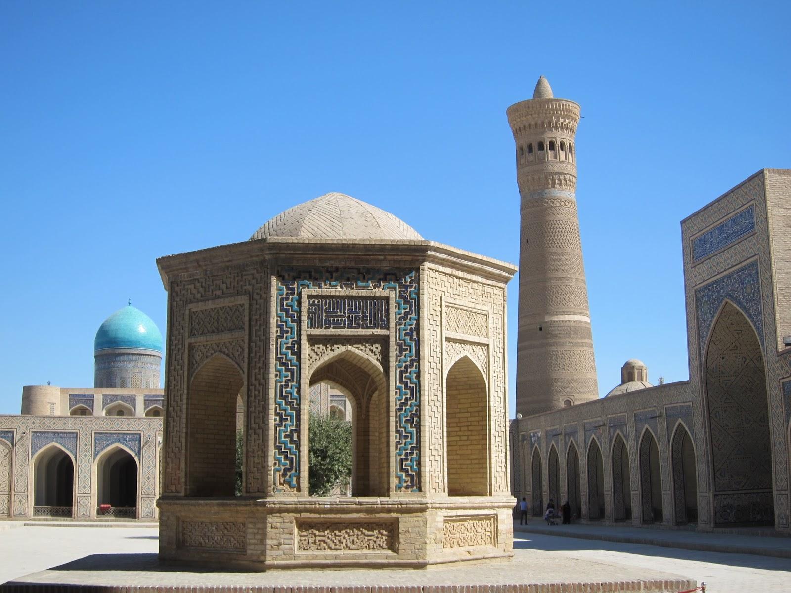 Uzbekistán La Ruta de la Seda