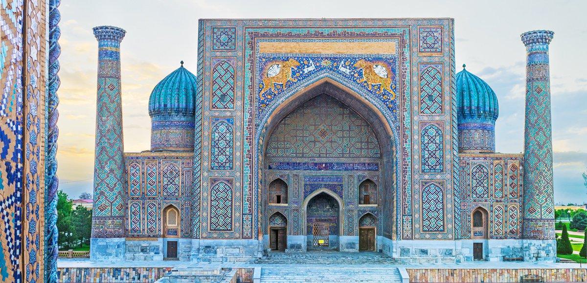Uzbekistán Siguiendo los Pasos de las Caravanas