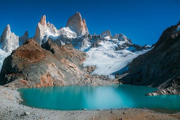 Patagonia y Cruce de los Lagos