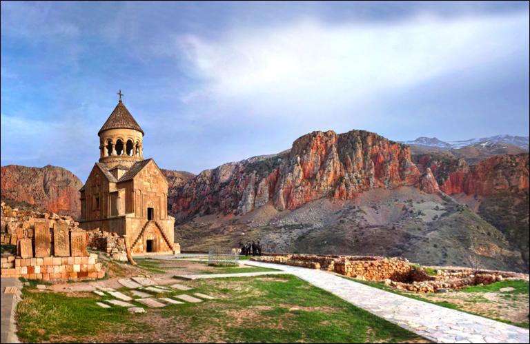 Armenia & Georgia & Azerbaiyán