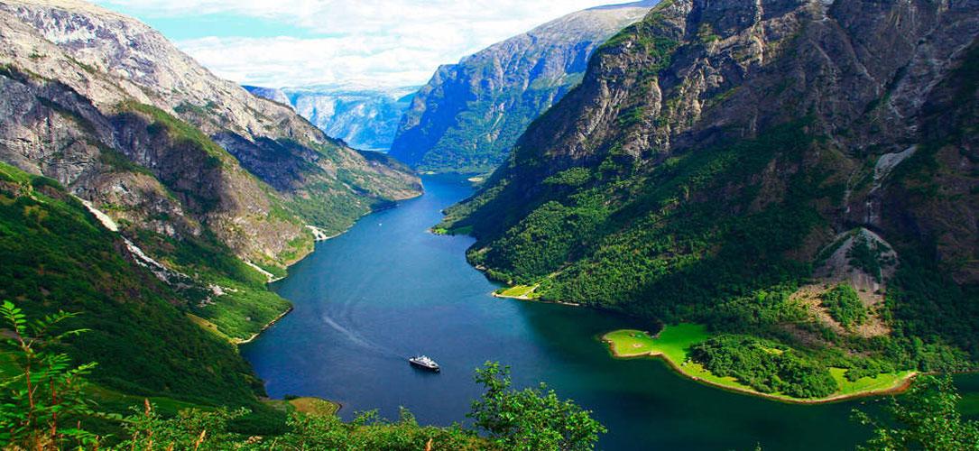 Maravillas de Noruega
