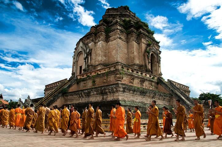 Escapada a Tailandia